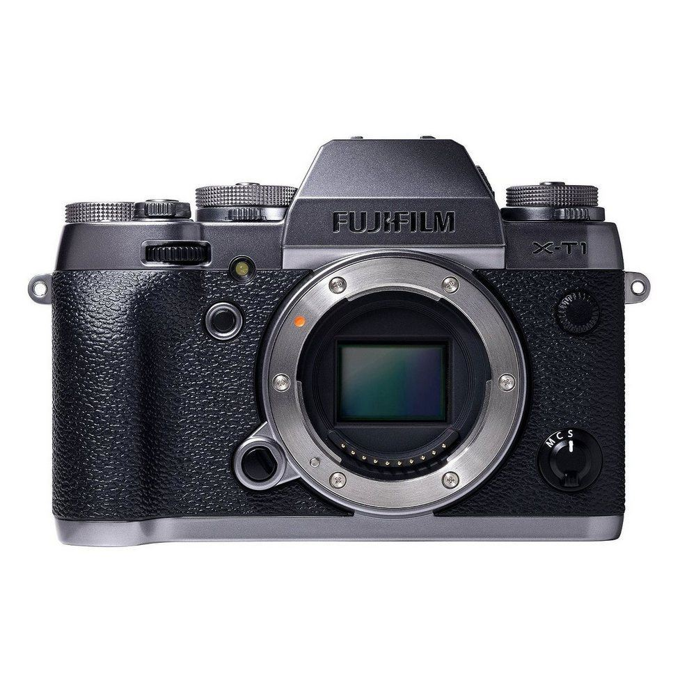 FUJIFILM X T1 GRAPHITE SILVER EDITION BODY