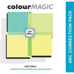 Lee Filters Lee Kleurenfilters ARC correction pack 25x30