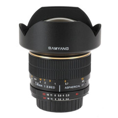 Samyang 14mm f/2.8 ED AS IF UMC Canon