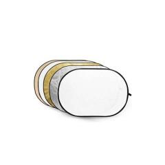 Godox 5-in-1 Gold, Silver, Soft Gold, White, Translucent - 60x90cm