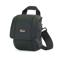 LowePro Street and Field Slim Lens Pouch 55AW Black