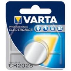 Varta CR2025 3v nr. 6025