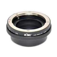 Kiwi Lens Mount Adapter (LMA-SM(A)_FX)
