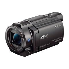Sony FDR-AX33 4K Camcorder Zwart