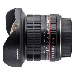 Samyang 12mm f/2.8 ED AS NCS Fisheye Canon