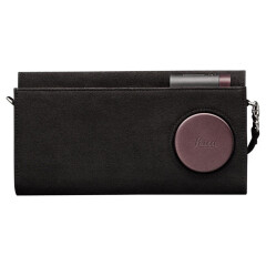 Leica C Clutch - Dark Red