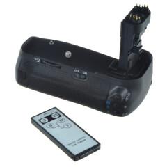 Jupio Canon BG-E9 Battery Grip voor Canon 60D