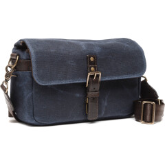 ONA The Bowery Bag Oxford Blue