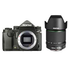 Pentax KP zwart + 18-135mm