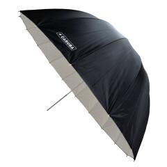 Caruba Flash Umbrella Parabolic - 165cm (deep white / black)