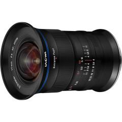 Laowa 17mm f/4 Ultra-Wide Fuji GFX Zero-D