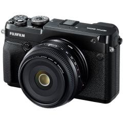 Fujifilm GFX 50R + GF 50mm