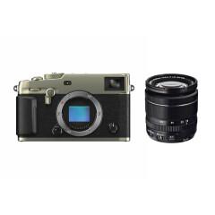 Fujifilm X-Pro3 Titan Dura Zilver + XF 18-55mm f/2.8-4.0 R LM