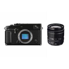 Fujifilm X-Pro3 Titan Zwart + XF 18-55mm f/2.8-4.0 R LM
