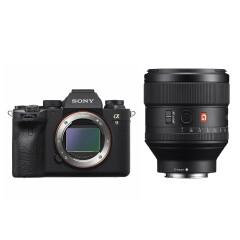 Sony A9 II + 85mm f/1.4 GM