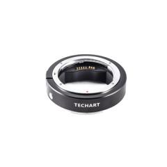 Techart PRO Canon EF Lens to Fujifilm GFX autofocus adapter