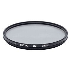 Hoya UX II Circulair Polarisatiefilter 62mm