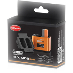 Hahnel ProCube2 accuplaat voor Hahnel HLX-MD2 batterijen