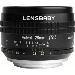 Lensbaby Velvet 28 Micro 4/3