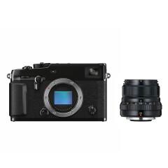 Fujifilm X-Pro3 Titan Zwart + XF 23mm f/2.0 R WR