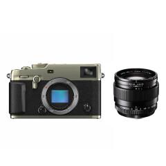 Fujifilm X-Pro3 Titan Dura Zilver + XF 23mm f/1.4 R