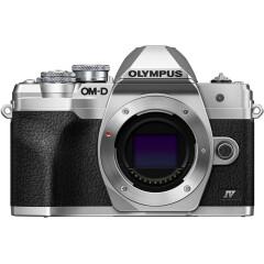 Olympus E-M10 Mark IV Zilver Body