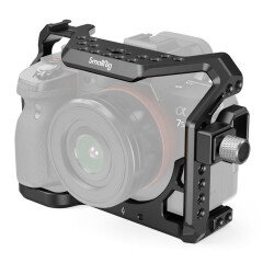 SmallRig 3007 Cage met HDMI Cable Clamp voor Sony A7S III