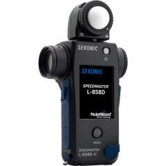 Sekonic L-858D SpeedMaster + RT-3PW PocketWizard