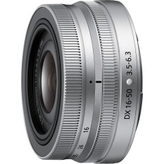 Nikon Z DX 16-50mm f/3.5-6.3 VR Silver Edition