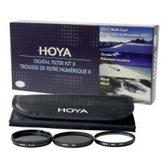 Hoya Digital Filter Kit II 58mm (3 pcs)