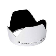 JJC LH-J61C Zonnekap - Zilver