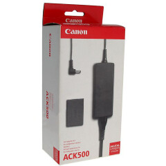 Canon ACK500 netvoedingsadapter kit NB-1LH