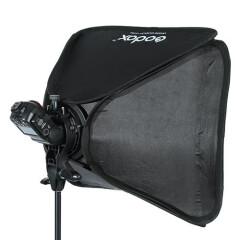 Godox S-type Bracket + Softbox 50x50cm