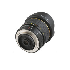 Samyang 8mm f/3.5 Fisheye MC Canon