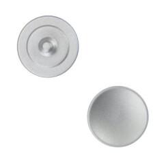 Caruba Soft Release Buttons - Zilver