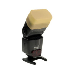 Sto-Fen Omni-Bounce EZ GOLD (Canon 540EZ / 550EX)
