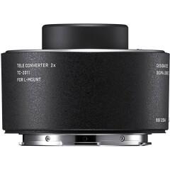 Sigma Tele Converter 2.0x TC-2011 L-Mount