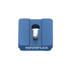 Novoflex Standaard Snelkoppelplaat 1/4 inch