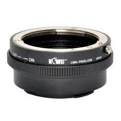 Kiwi Lens Mount Adapter (Pentax K(A) naar Canon M)