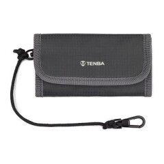 Tenba Reload SD6+CF6 Card Wallet - Grey