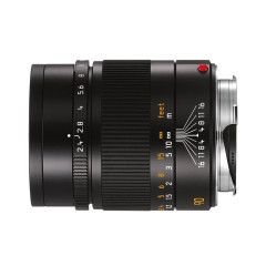 Leica Summarit-M 90mm f/2.4 - Zwart