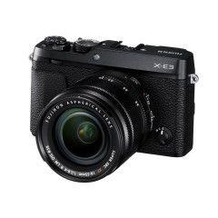 Fujifilm X-E3 Zwart + XF 18-55mm
