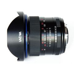 Laowa 12mm f/2.8 Zero-D Nikon Z