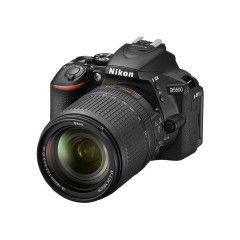 Nikon D5600 Zwart + 18-140mm VR