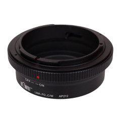 Kiwi Lens Mount Adapter Canon (Canon FD naar Canon M)