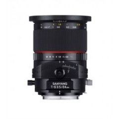 Samyang 24mm f/3.5 ED AS UMC Tilt/Shift Canon M