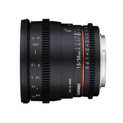 Samyang 50mm T1.5 AS UMC VDSLR Nikon