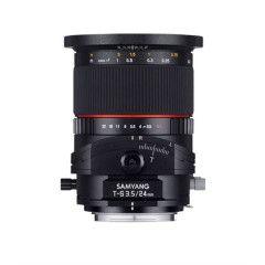Samyang 24mm f/3.5 ED AS UMC Tilt/Shift Samsung NX