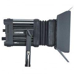 LedGo D1200 bi-color fresnel w/ DMX (D120M)