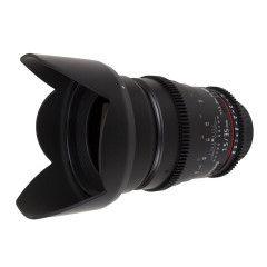 Samyang 35mm T1.5 ED AS IF UMC VDSLR II Fuji X
